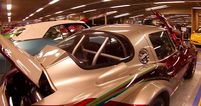 Corvette Grand Sport 1965, Automobile Museum Tallahassee