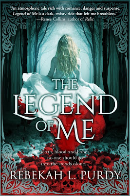 Cover Reveal, Giveaway, Excerpt: Legend of Me and The Winter People by Rebekah Purdy
