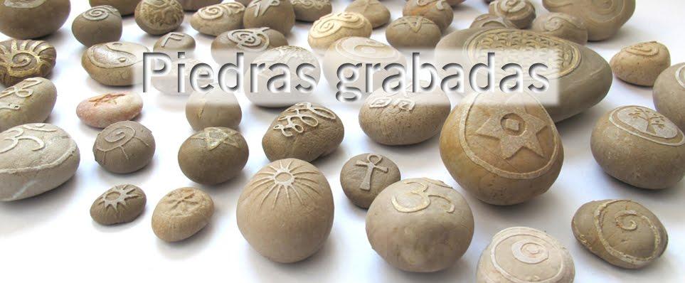 Piedras grabadas