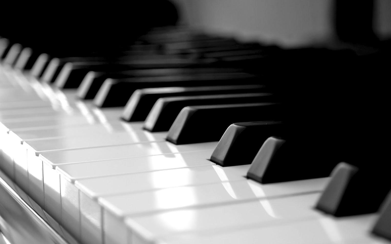 Học piano thật đơn giản