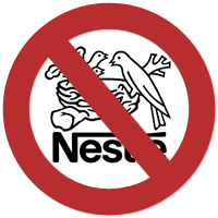 Boicot a Nestlé