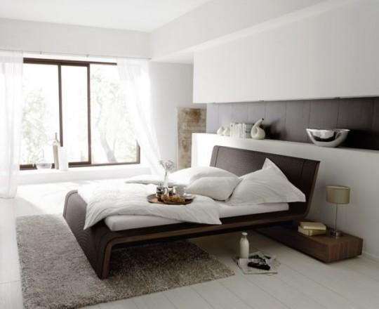 Camas de dise o minimalista ideas para decorar dise ar - Disenos de camas ...