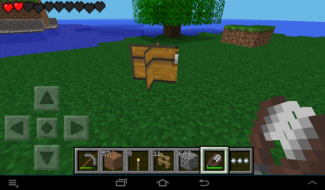 This is a sapling i should have hit it with bone meal to see what