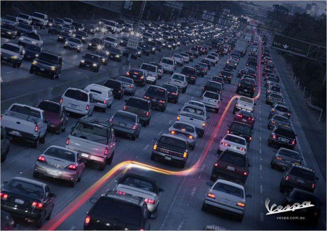Trânsito da cidade