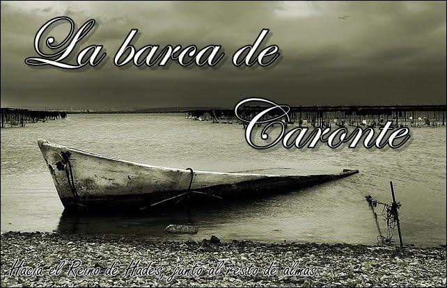 La barca de Caronte.