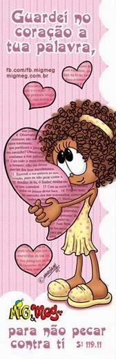 Guardei No Meu Coração a Tua Palavra