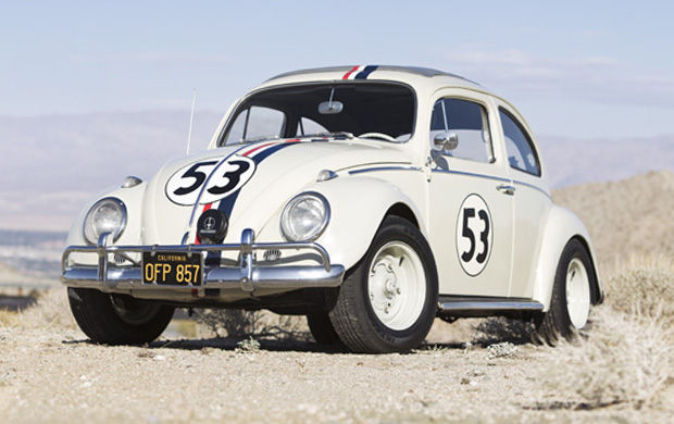 Car Auction Apps >> Scottsdale 2012: The most famous car in the world. Herbie