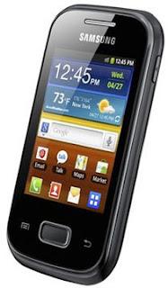 Nuevo movil: Samsung Galaxy Pocket