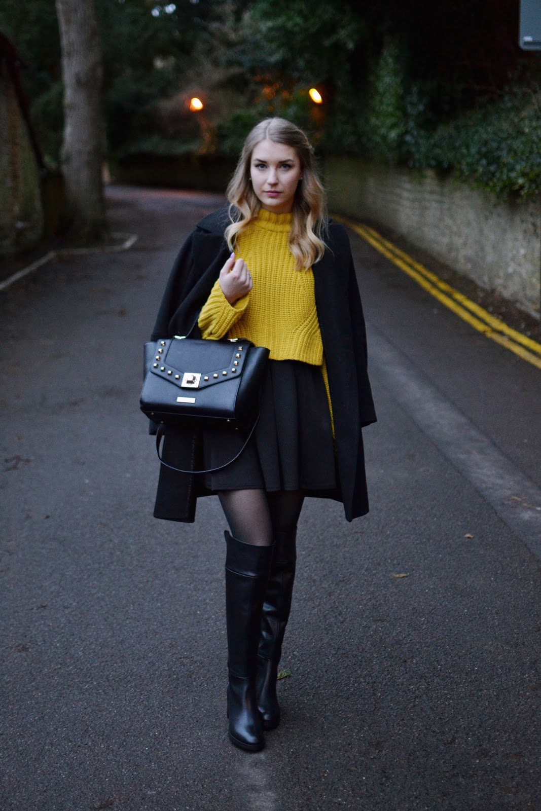 Guildford fashion blogger Kristiana Vasarina