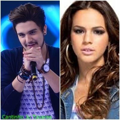Será? Luan Santana e Bruna Marquezine