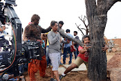 Baahubali on location Working stills-thumbnail-3