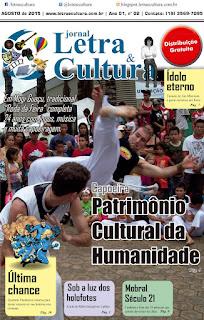Jornal Letra e Cultura