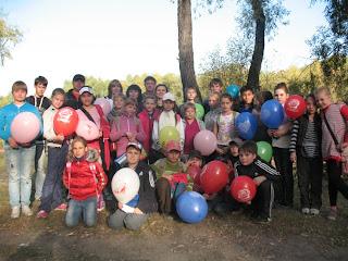 Осенний поход - 2011