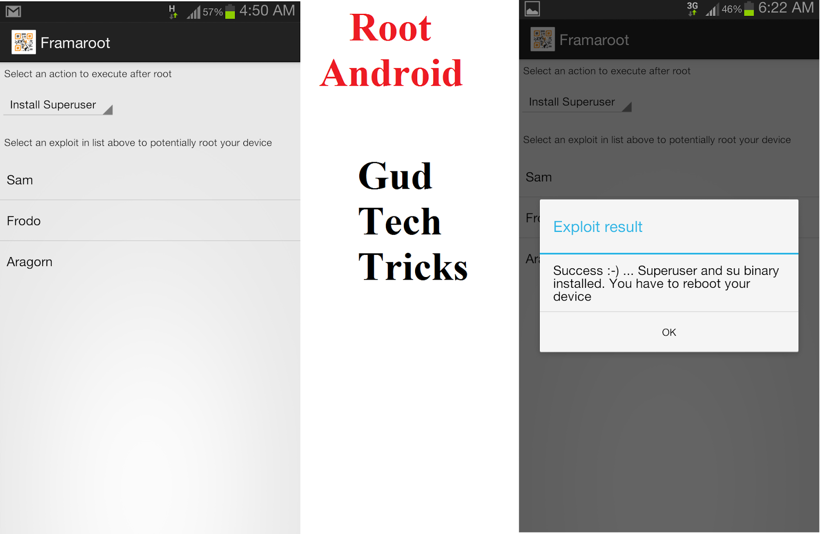 Phone Rooting Android Phone Without Pc best method to root android phone without pccomputer using universal androot pc