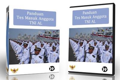 PAKET SIAP TES TNI AL / Angkatan Laut !
