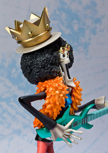Figuarts ZERO One Piece Brook New World Edition Ver.