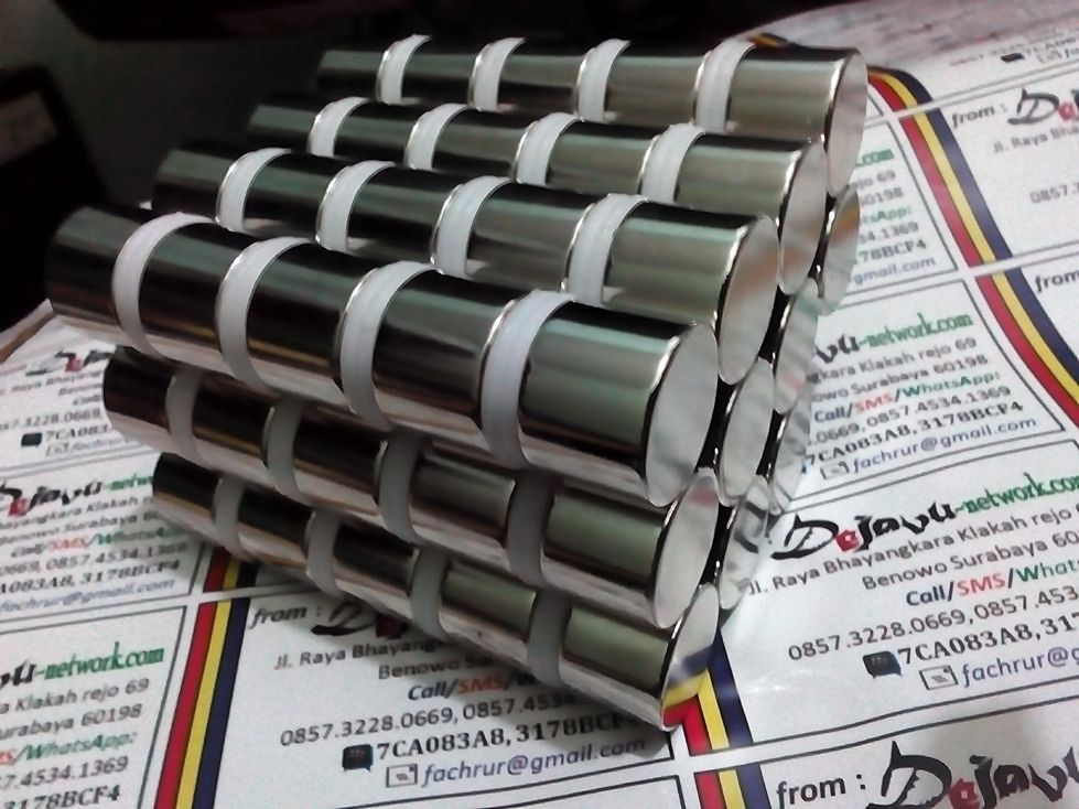 Neodymium Cylinder d20x15mm