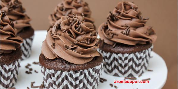 Resep Mebuat Cupcake Yang Lembut dan Enak aromadapurdotcom