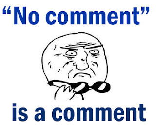 funny sayings about Comment review