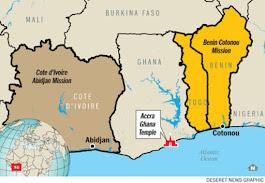 Benin Cotonou Mission