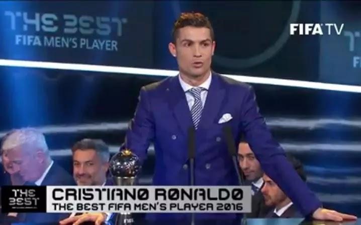 09-01-2017 - Cristiano Ronaldo THE BEST
