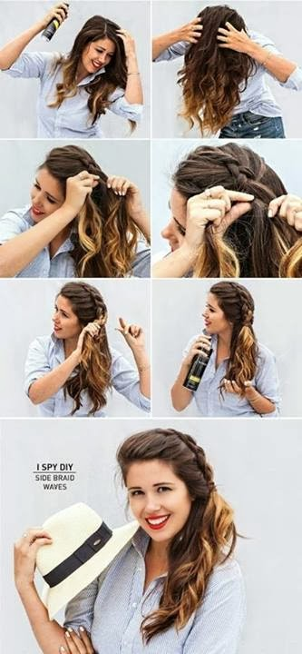 Hairstyles Tutorials: