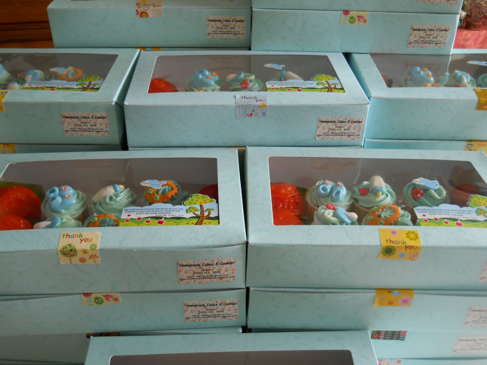 Baby Gift Kl : The best cakes in town moon yuet baby fullmoon package