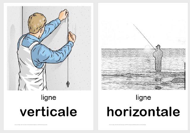 u00e9cole   r u00e9f u00e9rences  affiches ligne verticale et ligne horizontale
