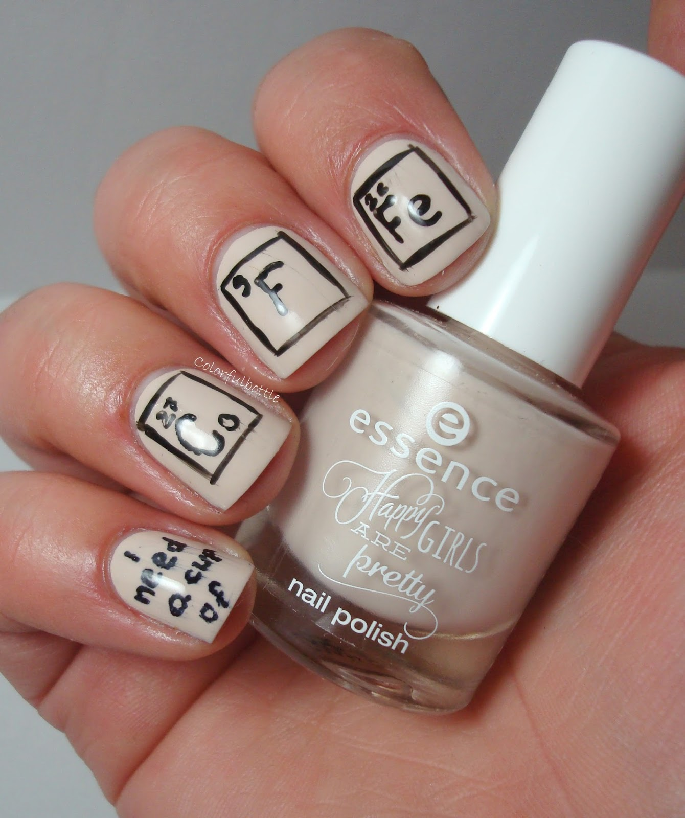 Essence Gel Nail Polish Space Queen: Nail Art Wednesdays #8