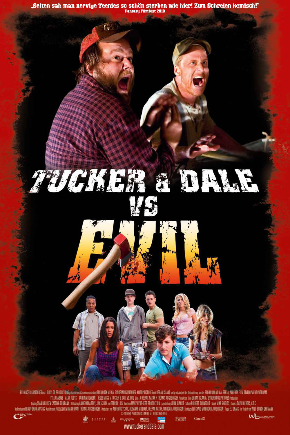 tuckeranddalevsevil posts page