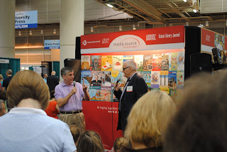 Five Questions for Rick Riordan