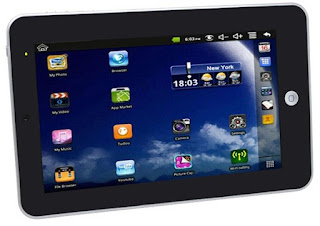 Google 7-Inch Android Tablet Concept