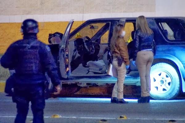 Chihuahua: Dejan camioneta con 2 descuartizados, en Juárez Juárez,+camioneta