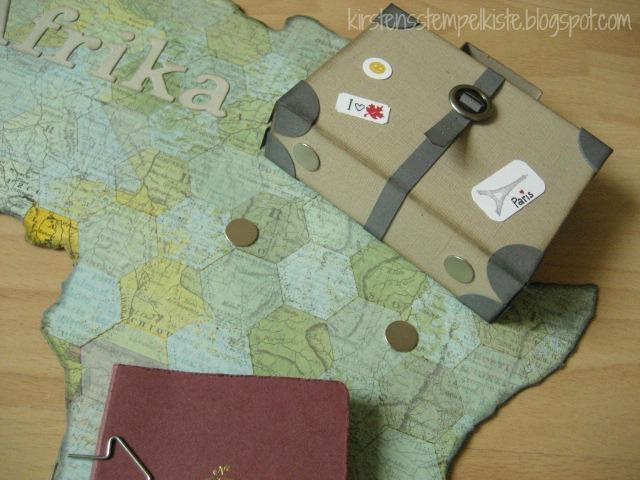 Kirsten Stempelkiste Geldgeschenk Fur Eine Reise