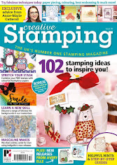 Published in Creative Stamping Issue 50