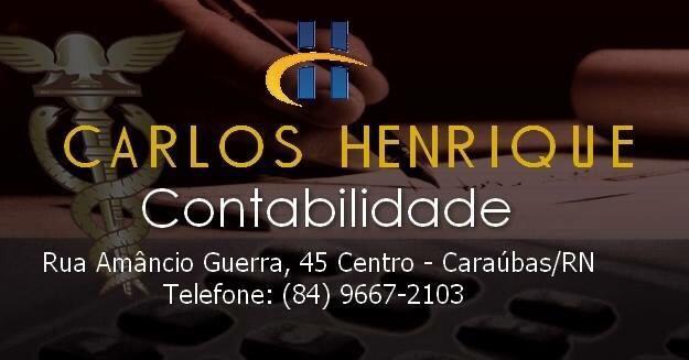 * Carlos Henrique Contabilidade...