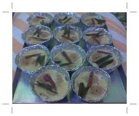 Cara Buat Kue Srikaya
