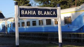 Tren a Bahía Blanca de Trenes Argentinios
