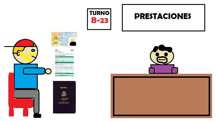 Burocratitis solicitar la prestaci n por desempleo for Oficina de prestaciones