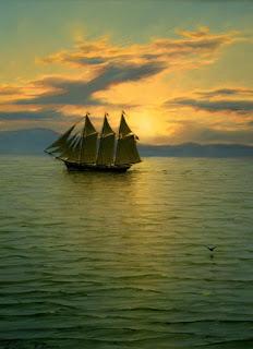 Barcas Marinas Cuadros