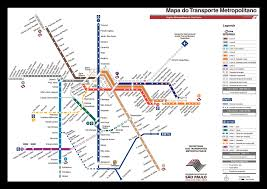 Mapa Metropolitano