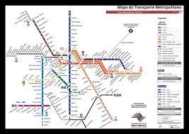 Mapa Metropolitano