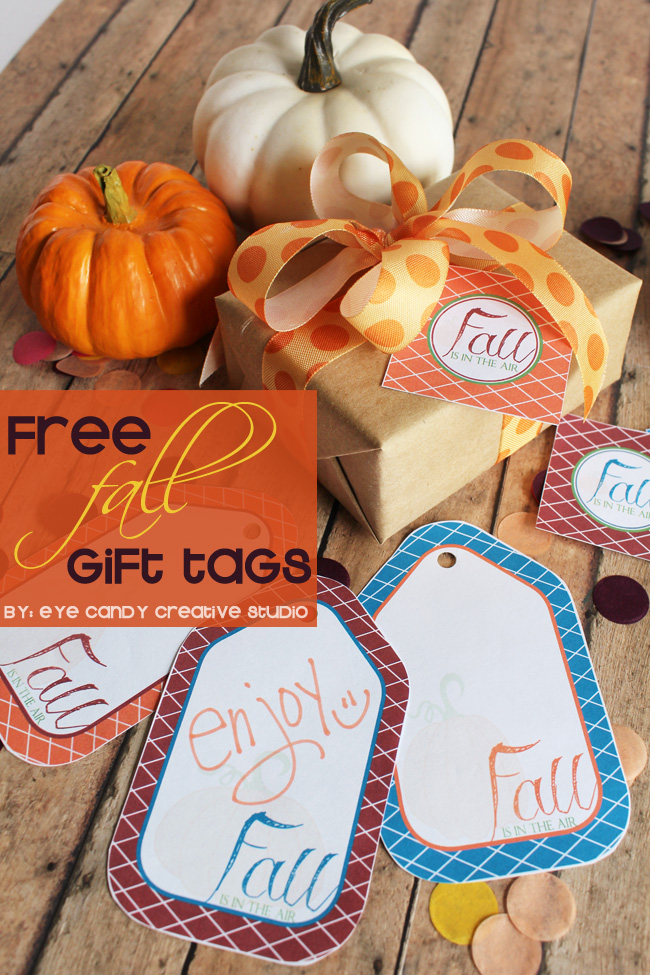 free gift tags download, freebies, gift tags for fall, pumpkins, fall gift giving