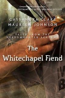 The Whitechapel Fiend by Cassandra Clare (Epub)