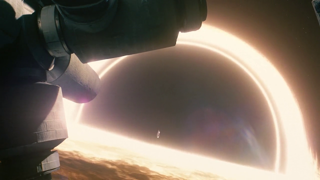Interstellar Horror Space Expedition Films