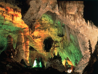 (Lebanon) - A full day tour to the Jeita Grotto