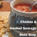http://theshadyporch.blogspot.com/2013/11/slow-cooker-chicken-smoked-sausage-bean.html
