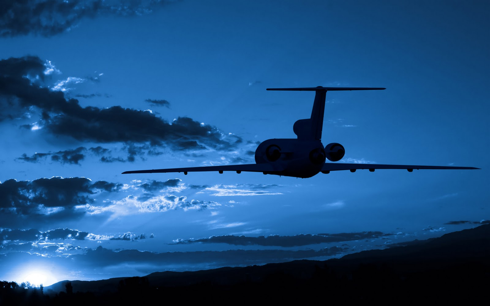 Air Transport HD Wallpapers Set 2