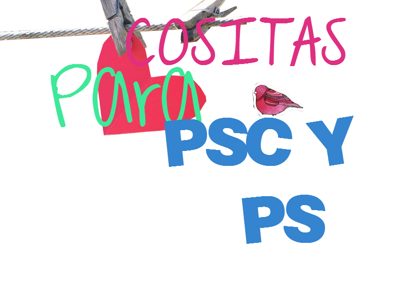 Cositas Para Photoscape Y PHOTOSHOP