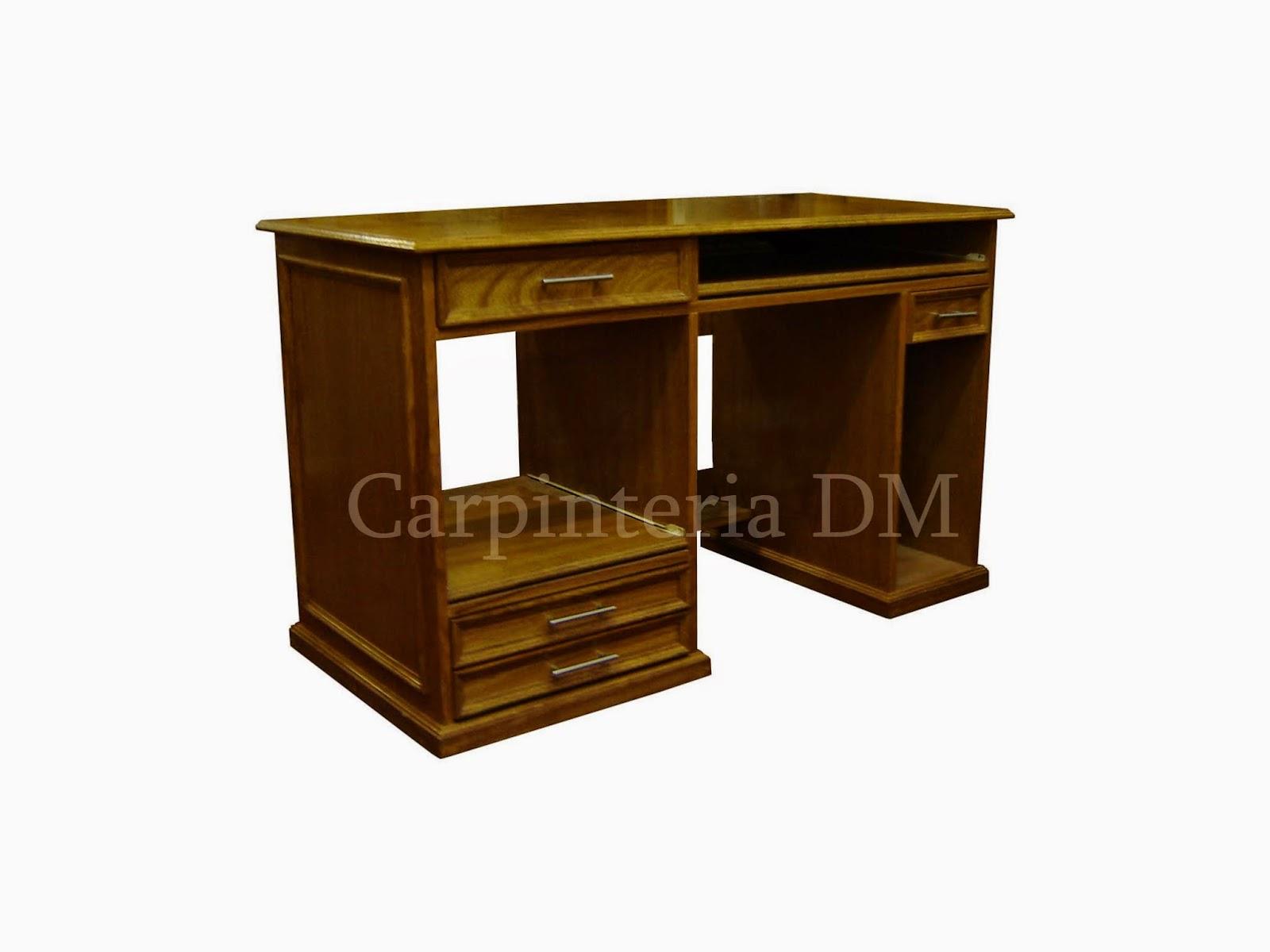 Mesas de computacion y escritorios capinteriadm dise os for Fenetre 1 3 2 3